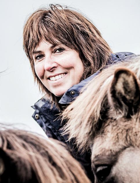 Paardenarts.nl - Anneke Hallebeek hoofdredacteur paardenvoeding - profiel